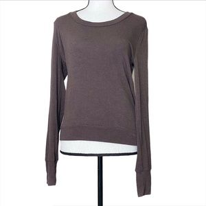 Project Social T Scoop Neck Sweater
